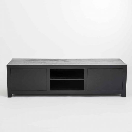 competitive price ae94a c0e8d Flyford TV Unit | Black - DI Designs