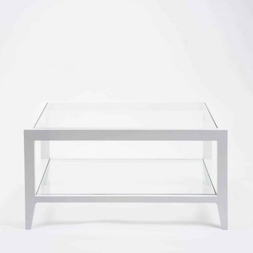 Side Table Opruiming.Cheriton Coffee Table Square White Di Designs