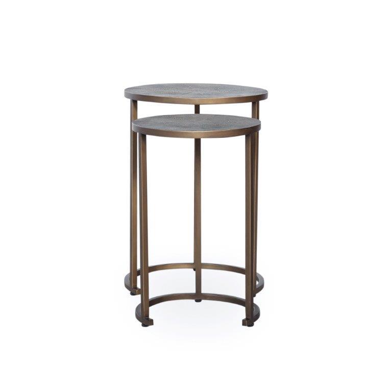 Hampton Nest Table 2 Piece Di Designs