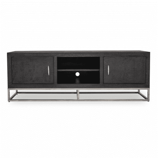 Hampton Tv Unit Black Di Designs